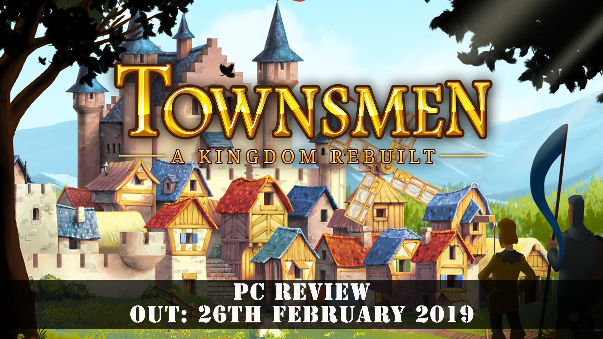 Townsmen – A Kingdom Rebuilt (PC – Steam) Review
