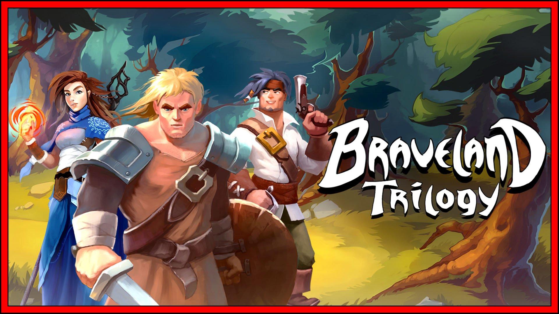 Braveland Trilogy Switch Fi3