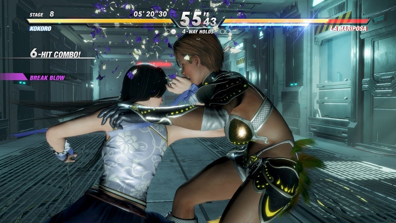 DEAD OR ALIVE 6 4