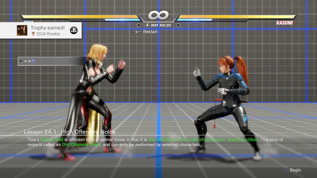 DEAD OR ALIVE 6 5