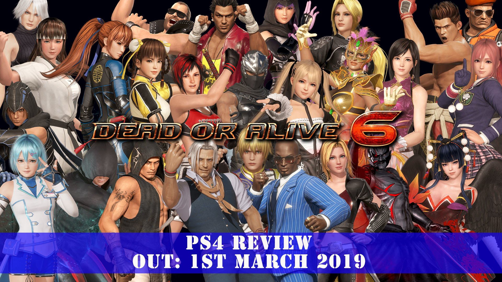Dead or Alive 6 (PS4) Review