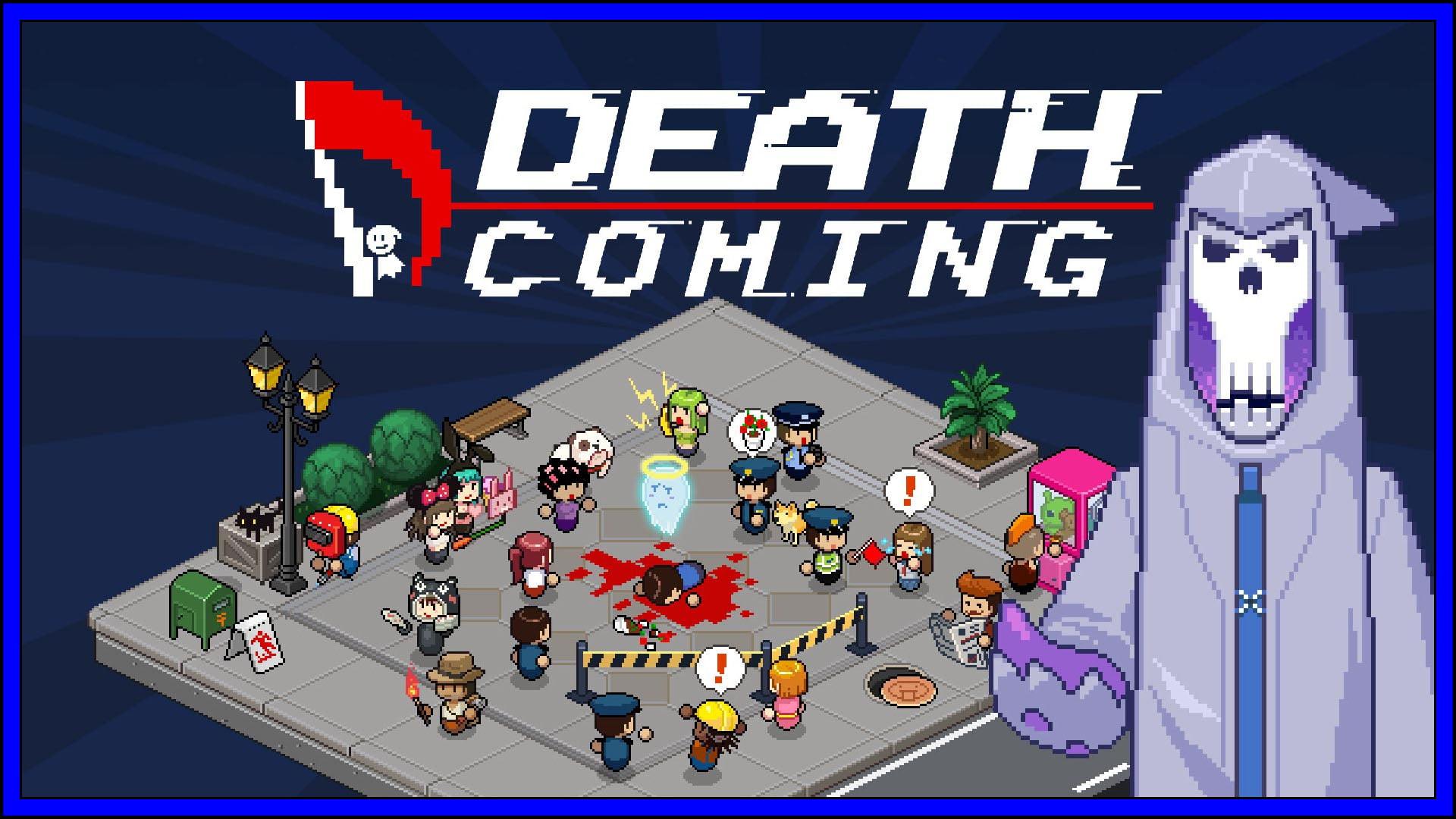 Death Coming Fi3