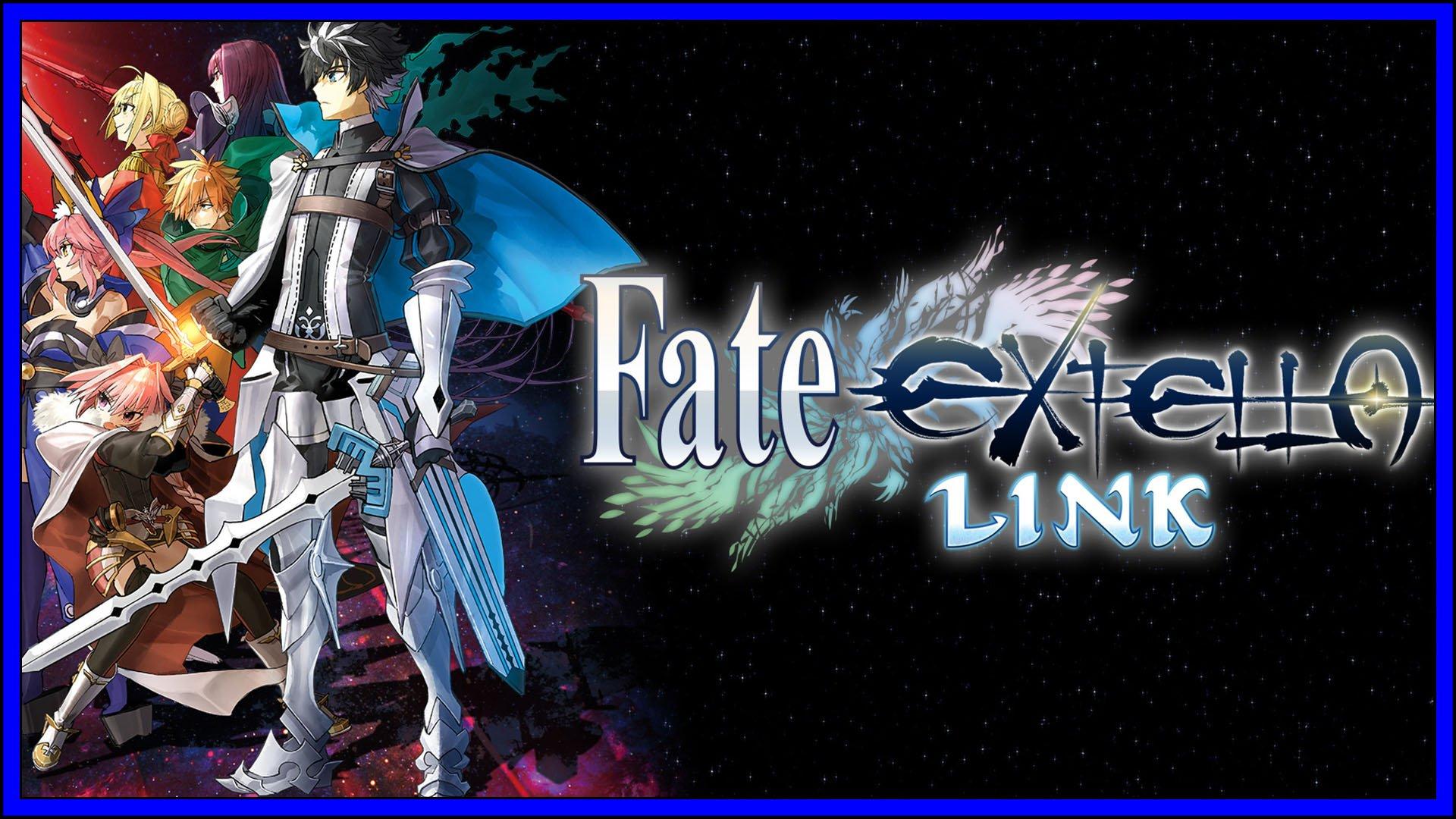Fate Extella Link Fi3