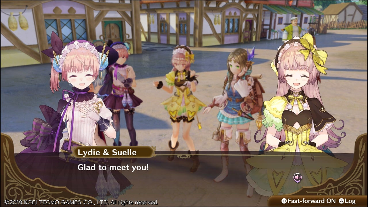 Nelke & the Legendary Alchemists 2