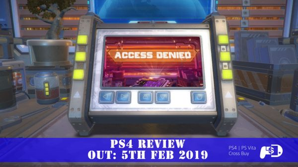 Access Denied (PS4) Review
