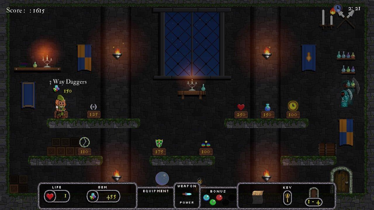 Bard's Gold (Nintendo Switch) Review | GamePitt - Pixel Lantern,  EastAsiaSoft