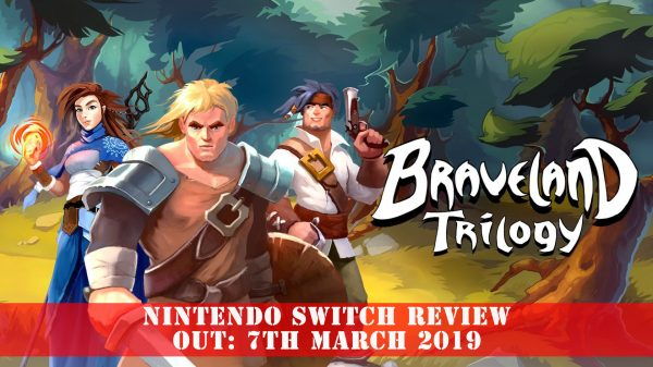 Braveland Trilogy (Nintendo Switch) Review