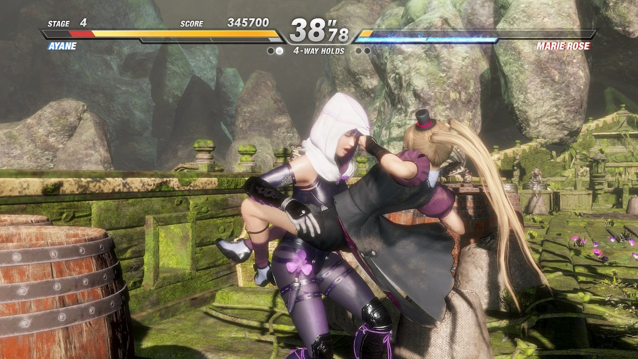 dead or alive 6 7