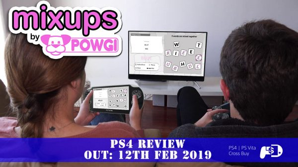 Mixups by POWGI (PS4) Review