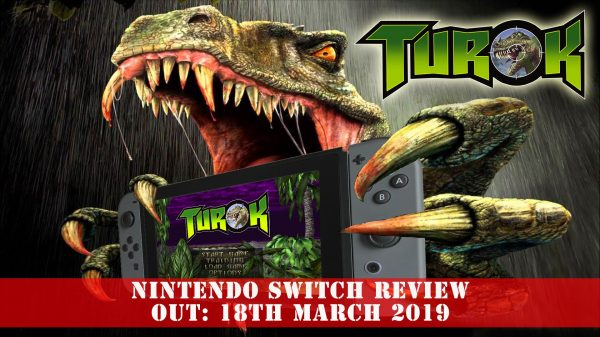 Turok: Dinosaur Hunter [Remaster] (Nintendo Switch) Review