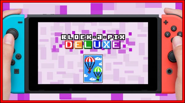Block-a-Pix Deluxe (Nintendo Switch) Review