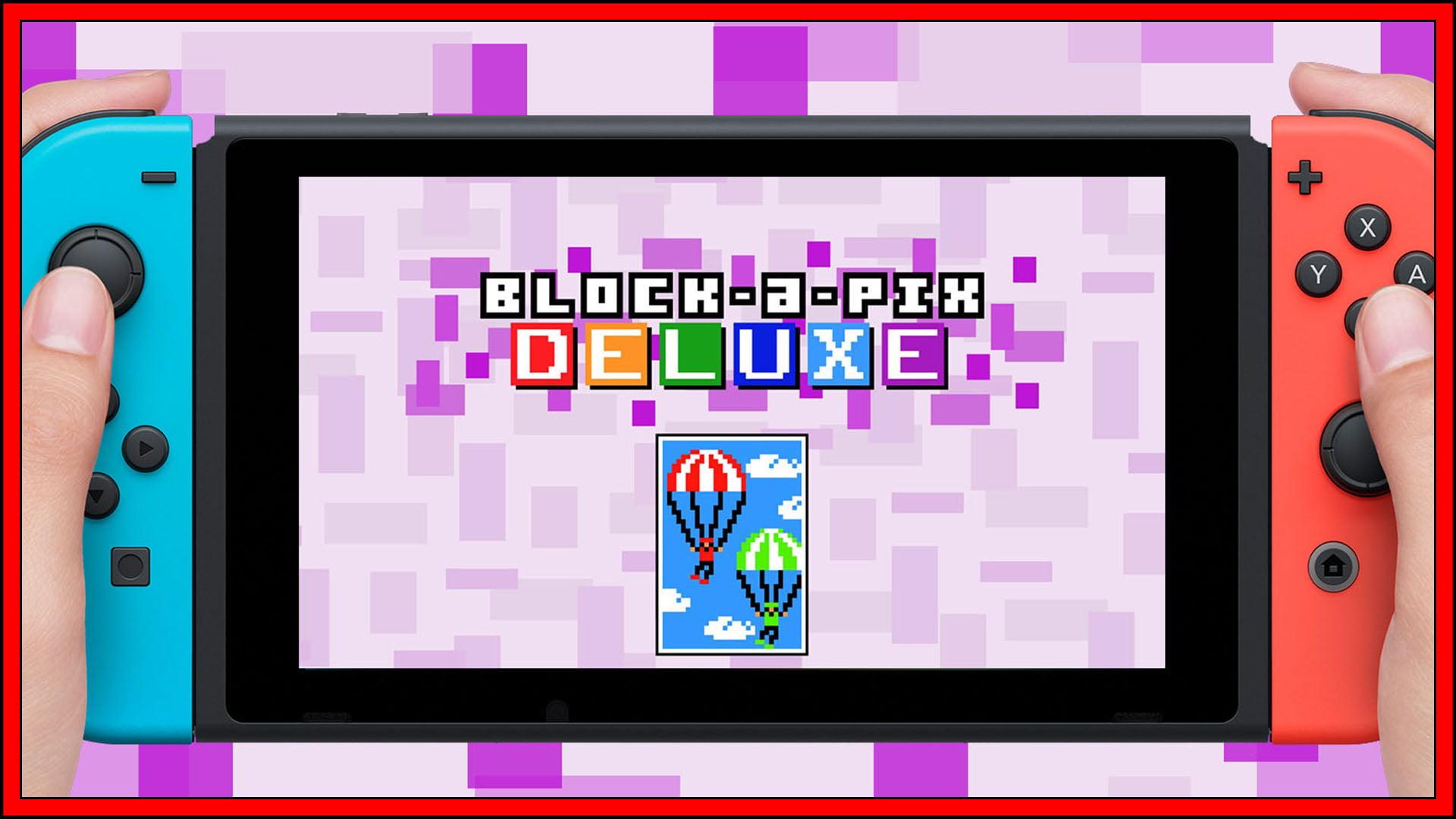 Block A Pix Deluxe Fi3