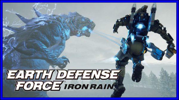 Earth Defense Force: Iron Rain [EDF] (PS4) Review
