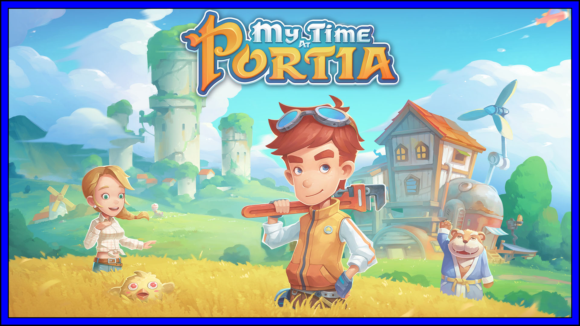 My Time at Portia (PS4) Review