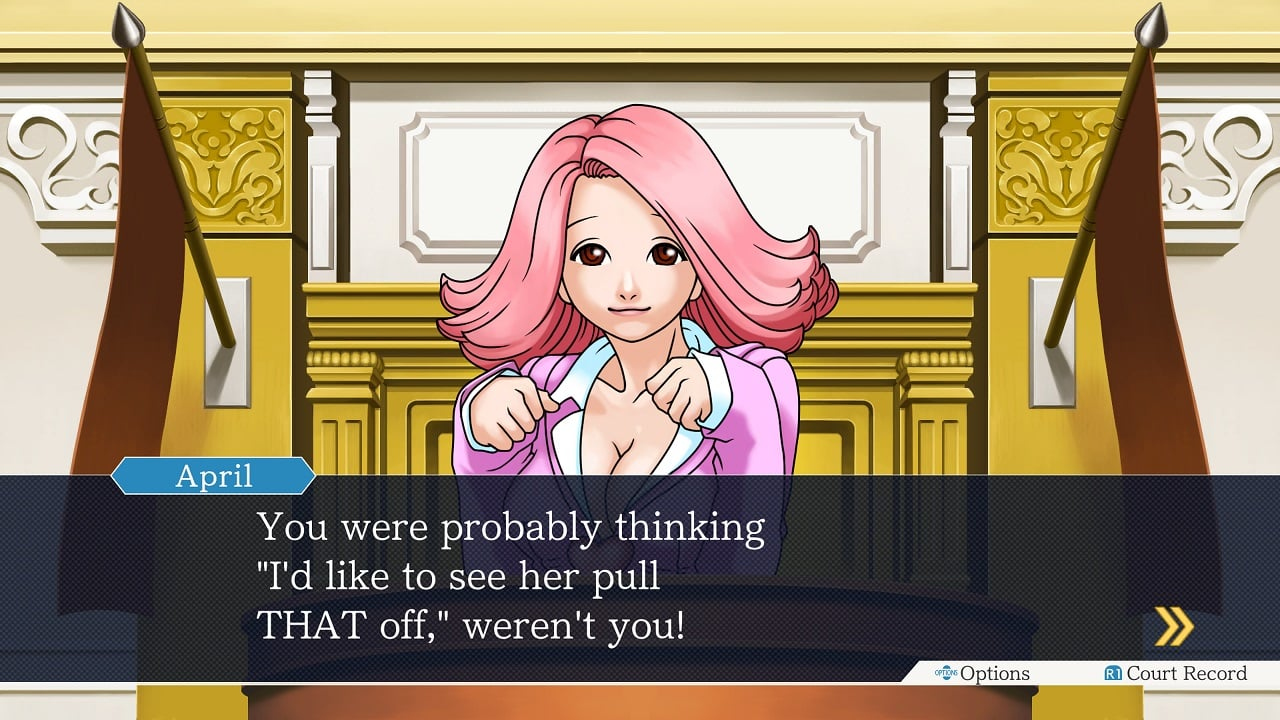 Phoenix Wright Ace Attorney Trilogy 2