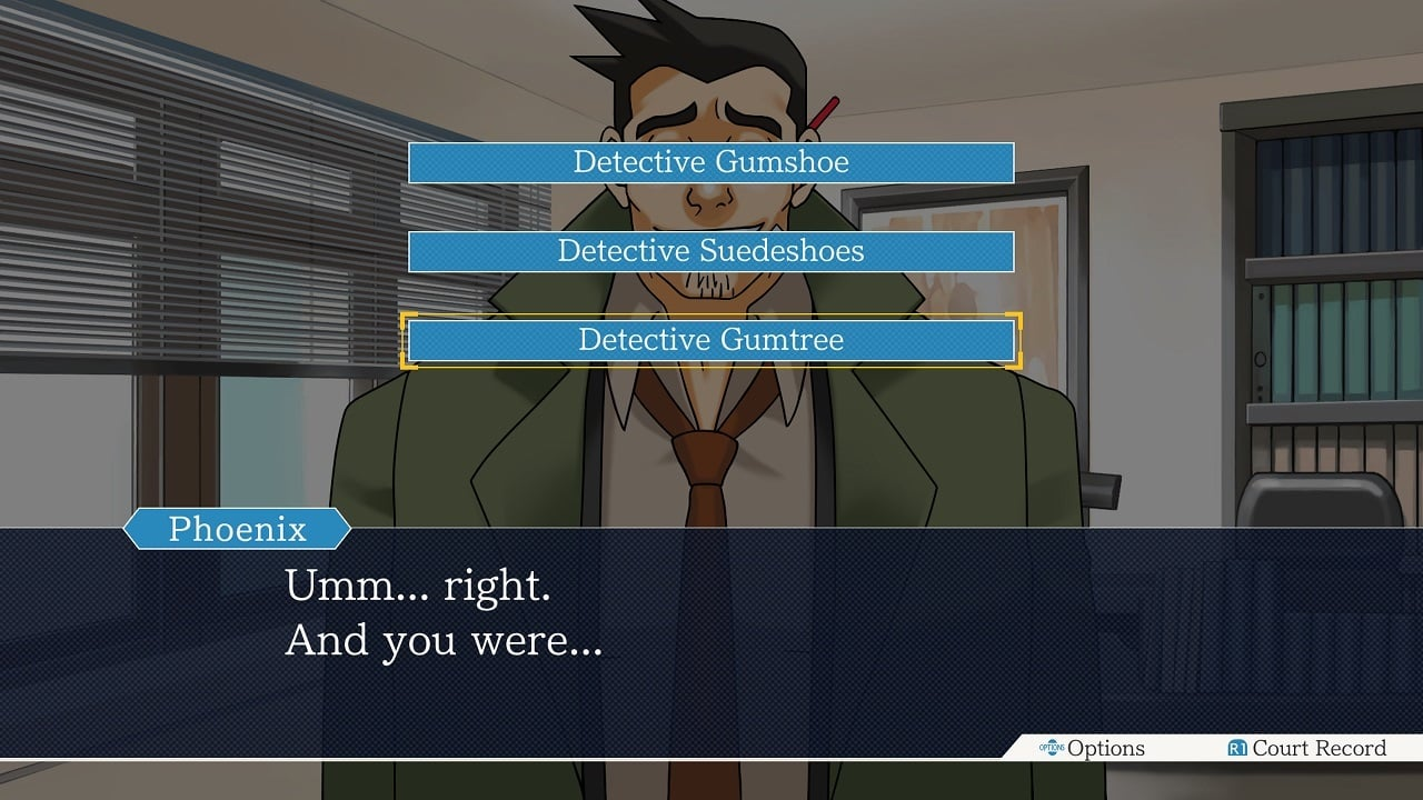 Phoenix Wright Ace Attorney Trilogy 3