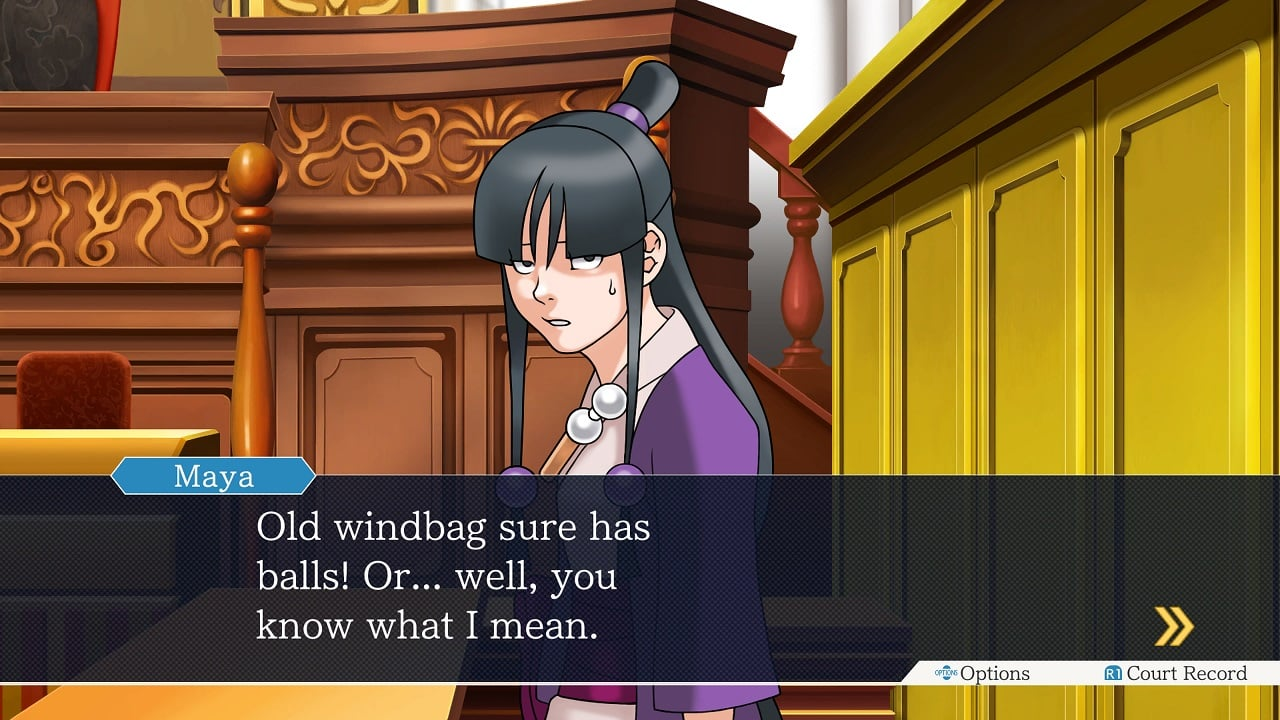Phoenix Wright Ace Attorney Trilogy 4