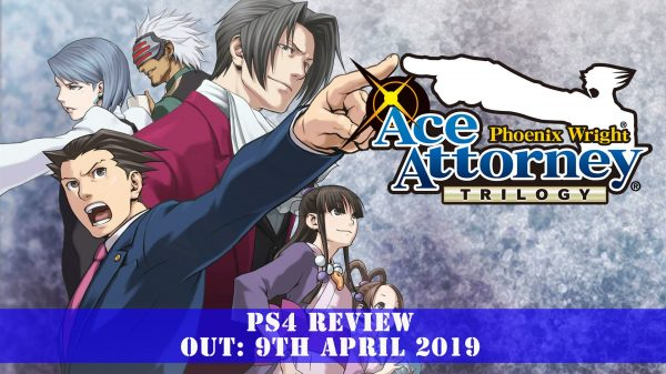 Phoenix Wright: Ace Attorney Trilogy [Remaster] (PS4) Review