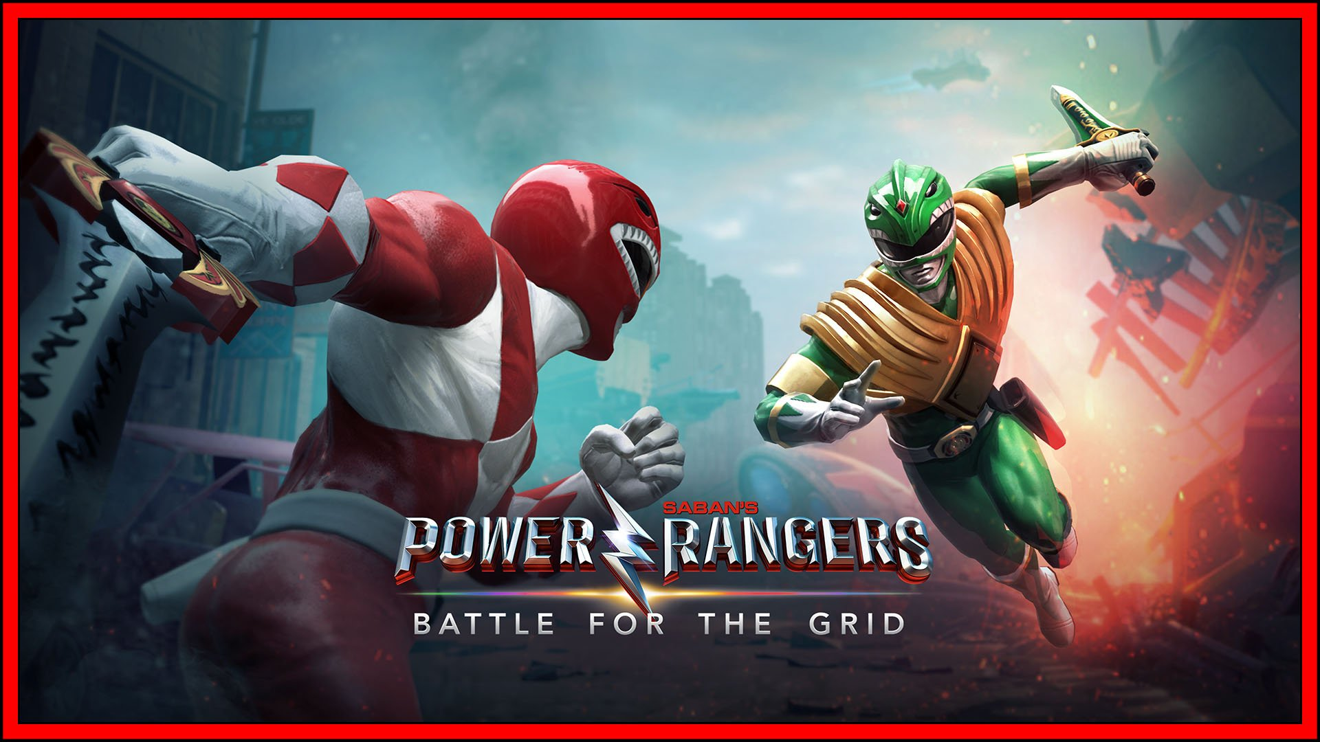Power Rangers Fi3