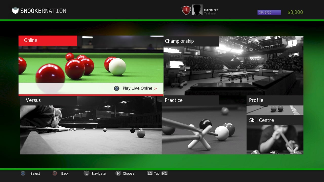 Snooker Nation championship 2