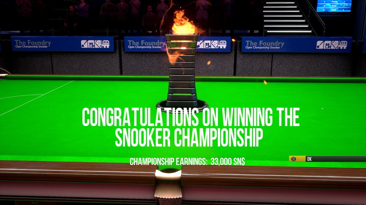 Snooker Nation championship 3
