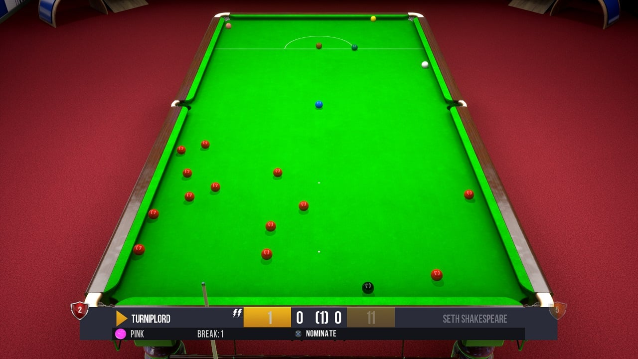Snooker Nation championship 5