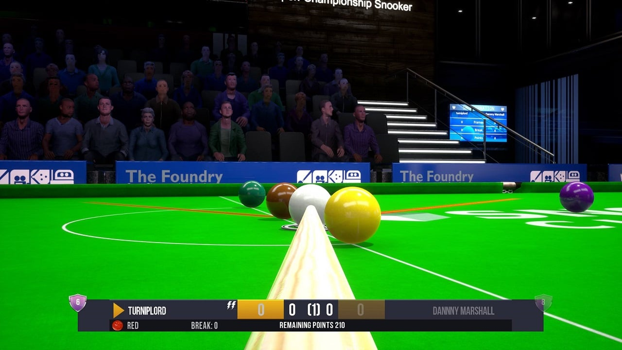 Snooker Nation championship 6