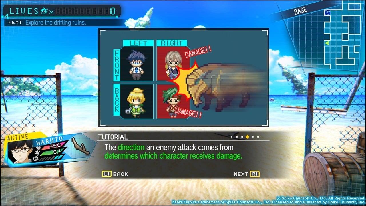 Zanki Zero: Last Beginning (PS4) Review | GamePitt - Spike ChunSoft,  Ravenscourt