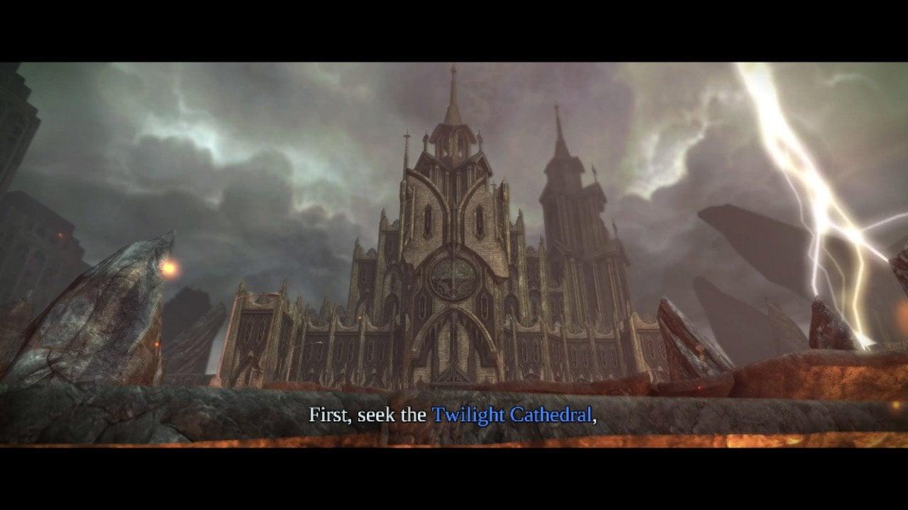 darksiders castle