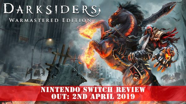 Darksiders: Warmastered Edition (Nintendo Switch) Review
