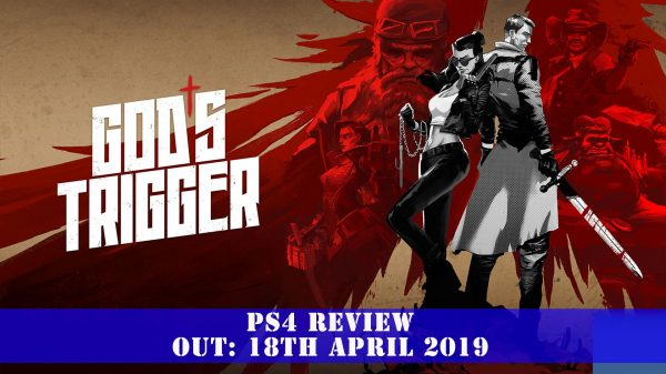 God's Trigger (PS4) Review