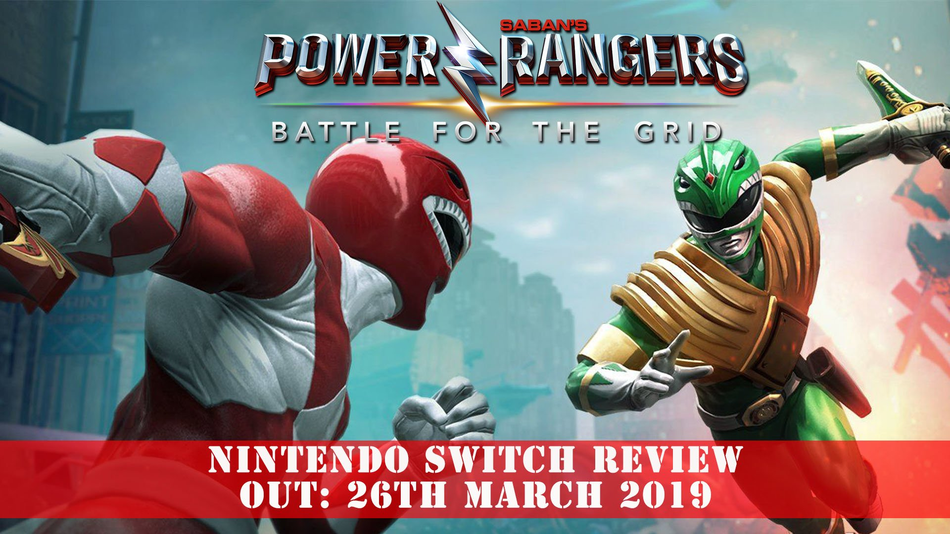 Power Rangers: Battle for the Grid (Switch) Review