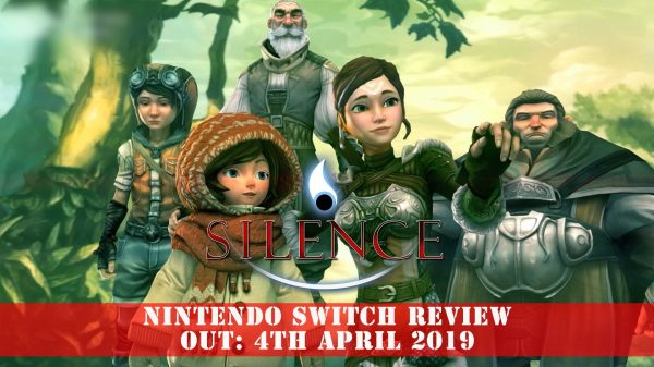 Silence [The Whispered World 2] (Nintendo Switch) Review