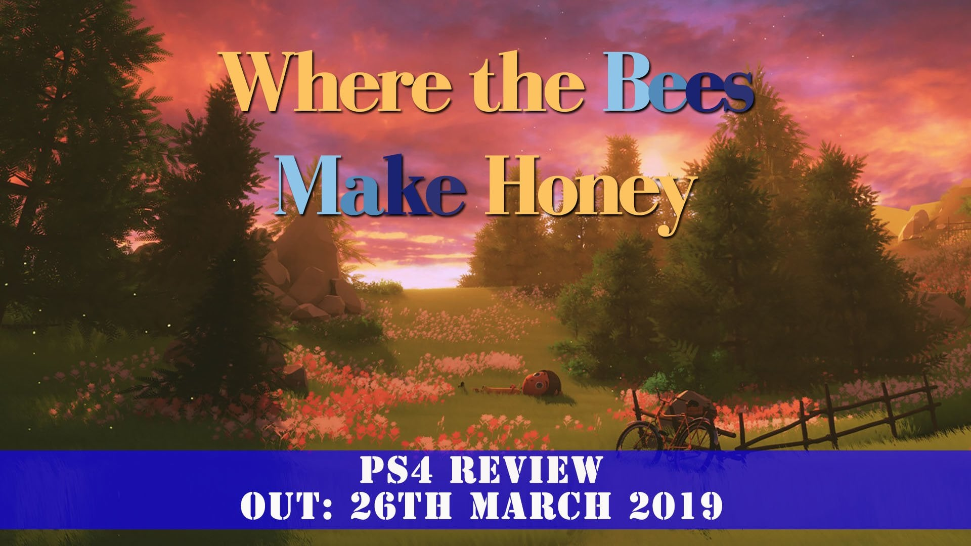 Where the Bees Make Honey (PS4) Review