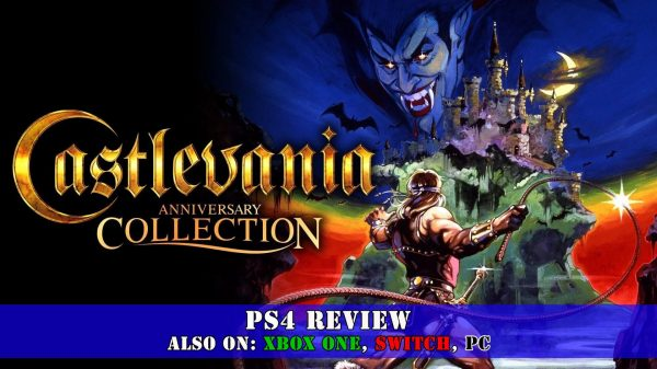 Castlevania Anniversary Collection (PS4) Review