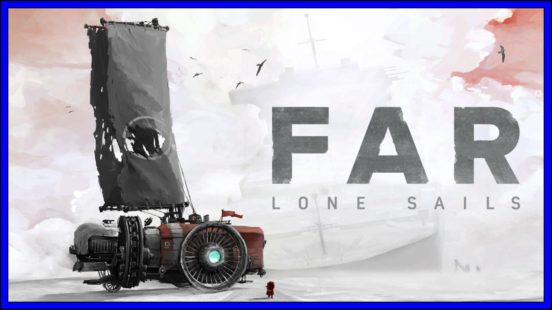 FAR: Lone Sails (PS4) Review