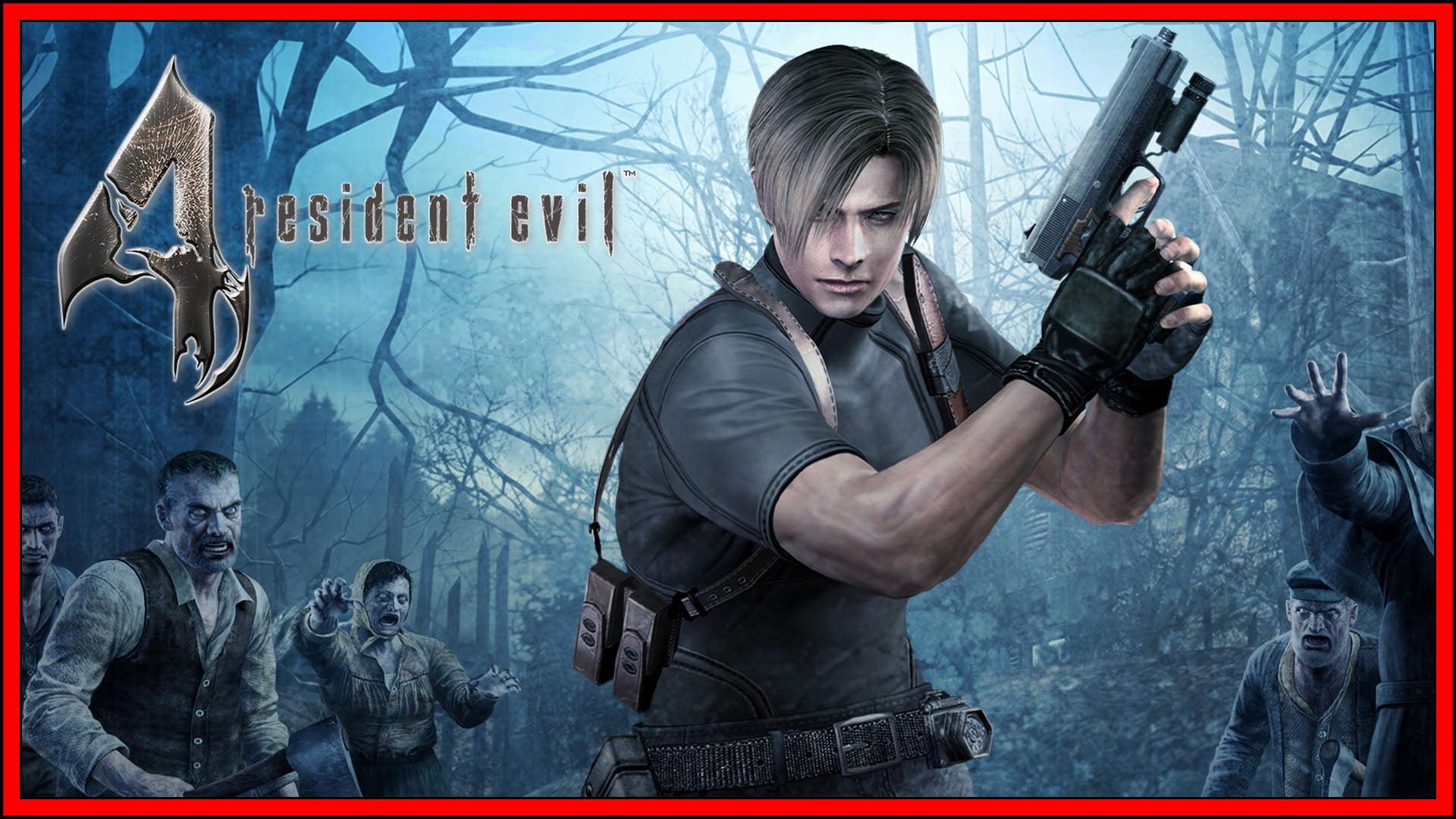 Resident Evil 4 Fi3