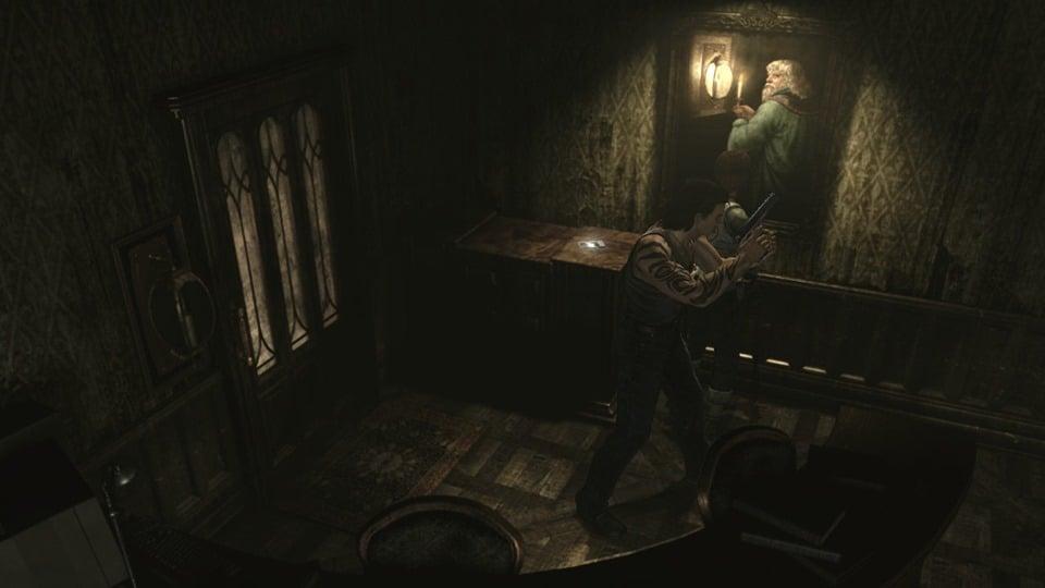 Resident Evil Zero 1