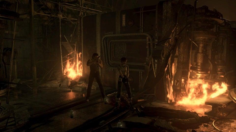 Resident Evil Zero 3