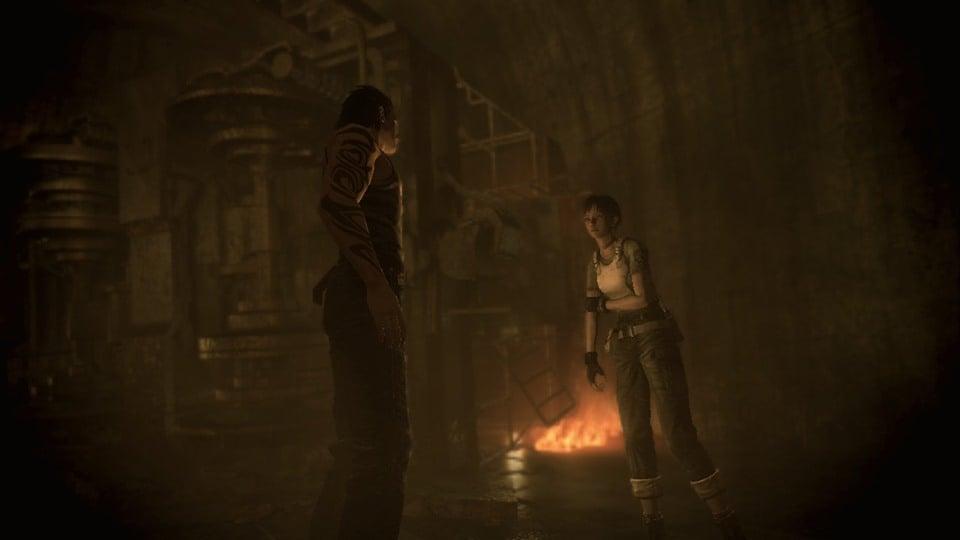 Resident Evil Zero 4.5