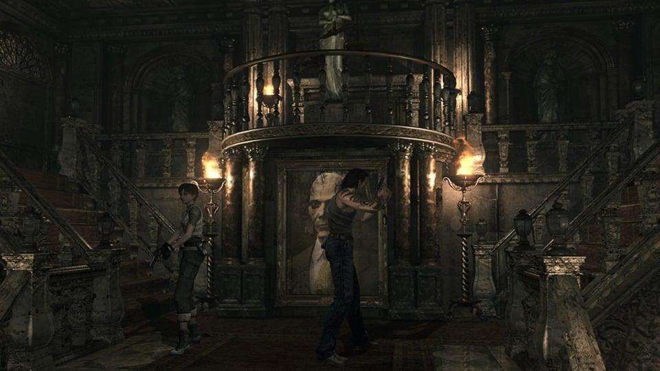 Resident Evil Zero 4