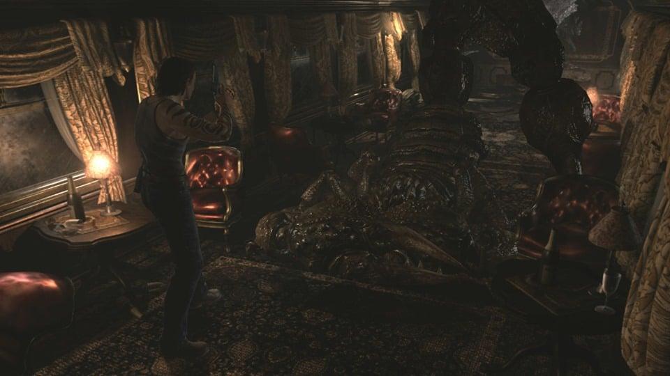 Resident Evil Zero 6