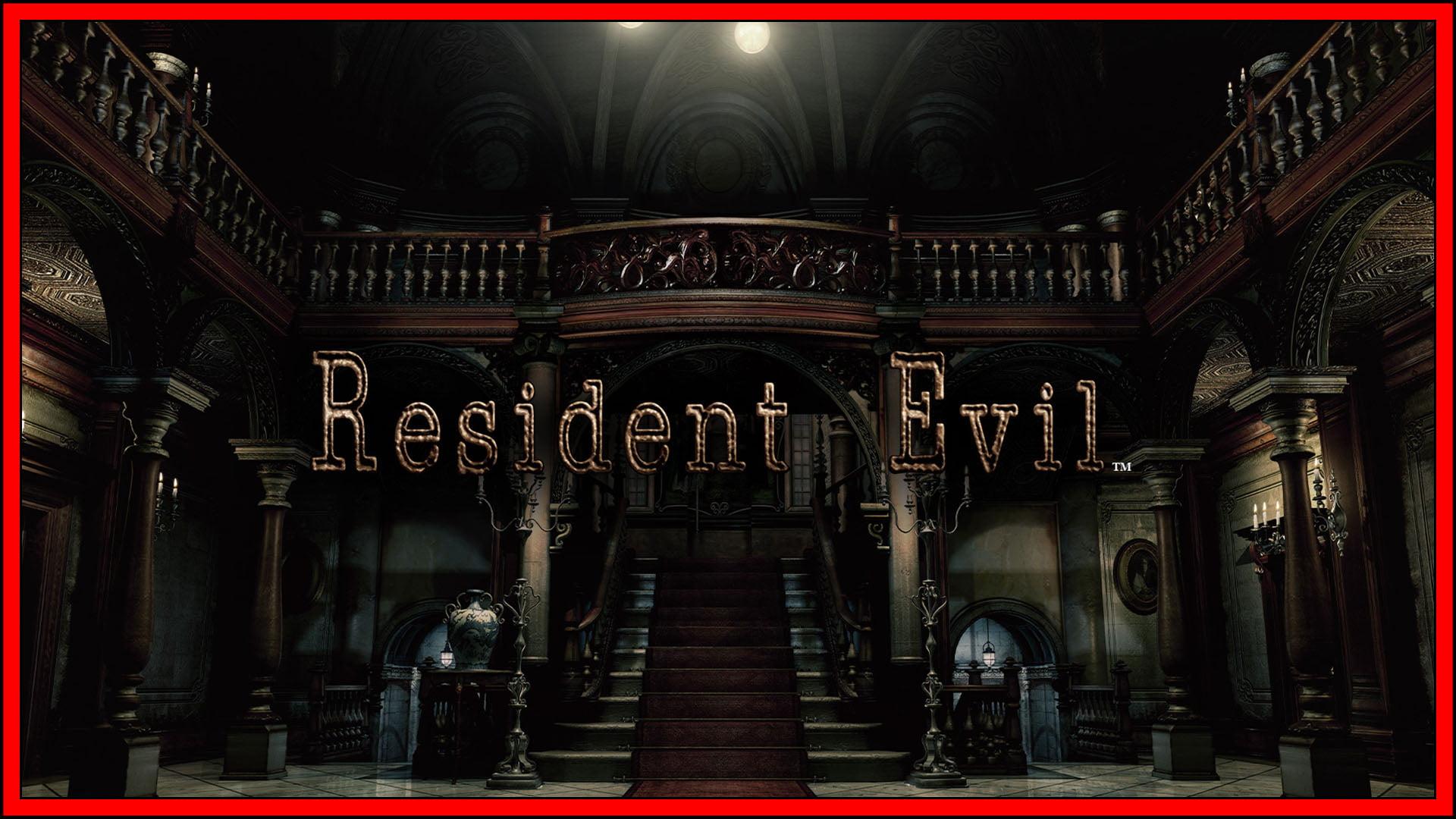 Resident Evil Fi3