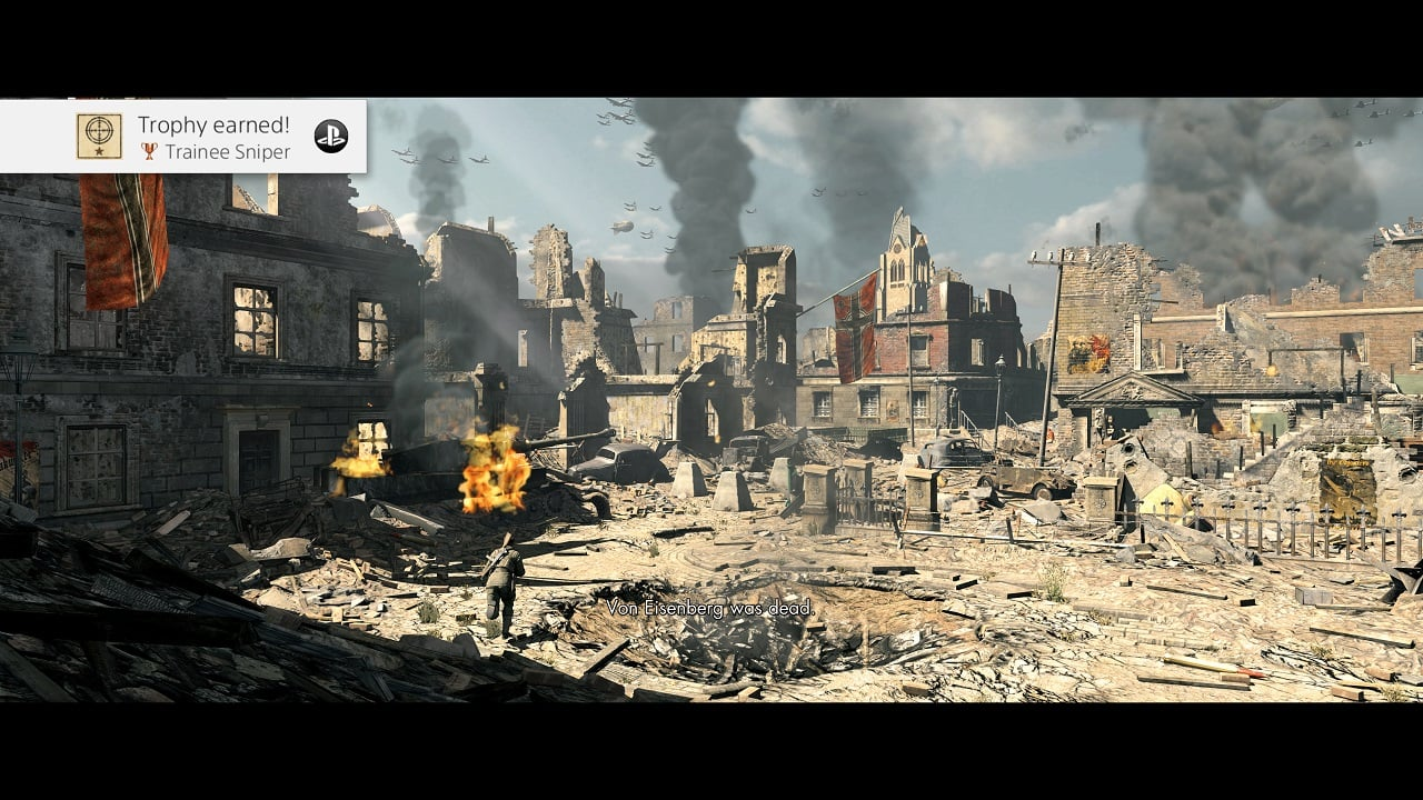 Sniper Elite V2 Remastered 1