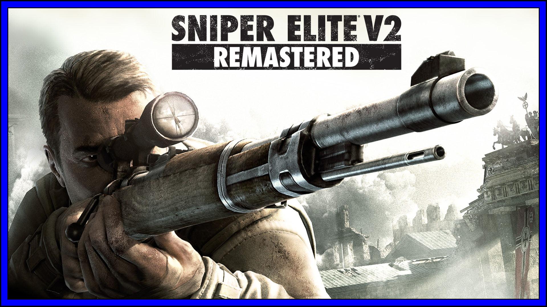 Sniper Elite V2 Fi3