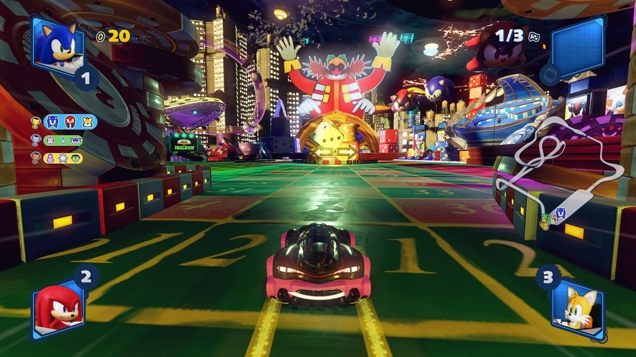 Team Sonic Racing 6