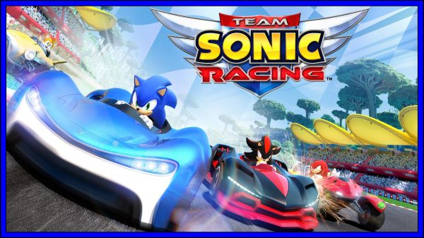 Team Sonic Racing (PS4) Review