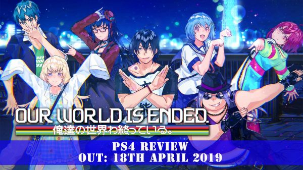 Our World is Ended (PS4) Review