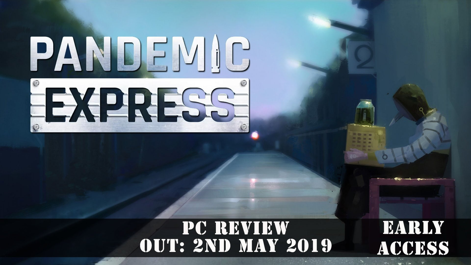 Pandemic Express – Zombie Escape [Early Access] (PC) Review