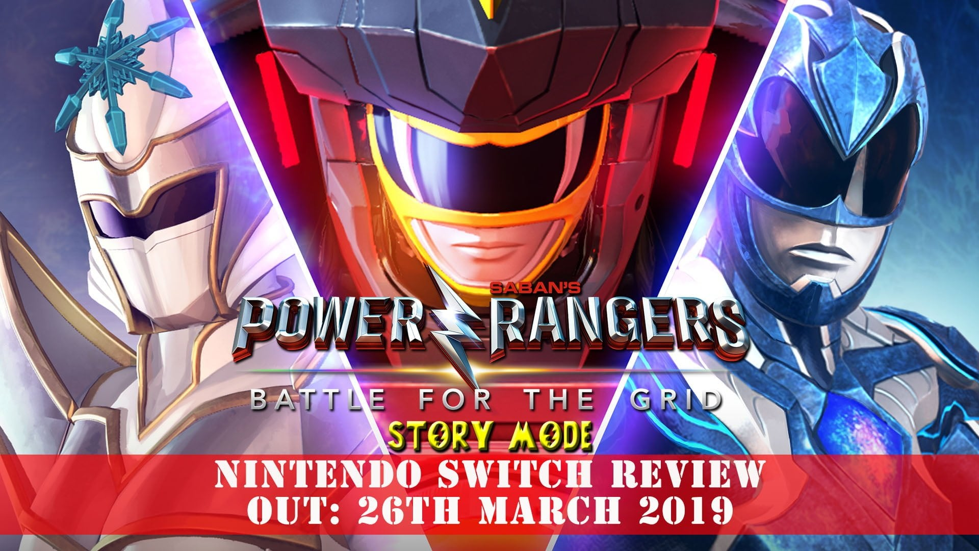 Power Rangers: Battle for the Grid [Story Mode] (Switch) Review